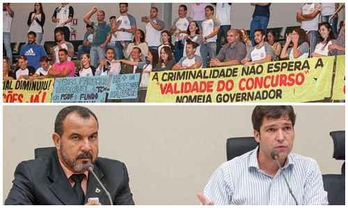 Carlos Gandra e Silvio Abdon/CLDF