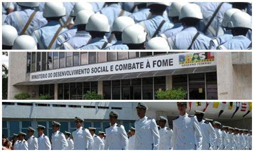 Marinha do Brasil/Divulgação - CIAAR - Breno Fortes/CB/D.A Press