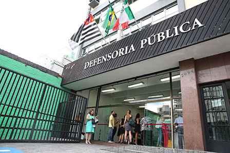 Divulgação/DPE-SP