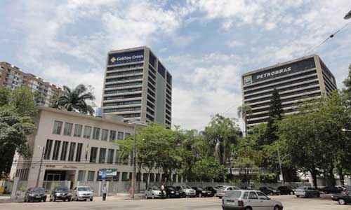 Sede do IBGE no Rio de Janeiro
