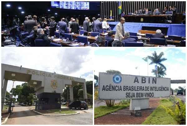 Ed Alves e Marcelo Ferreira/CB/D.A Press e Jefferson Rudy/Agência Senado