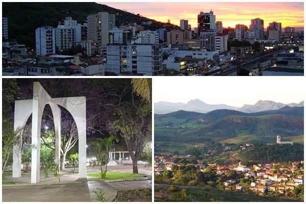 Reprodução/Internet - Prefeitura de Jales e de Conceição do Mato Dentro