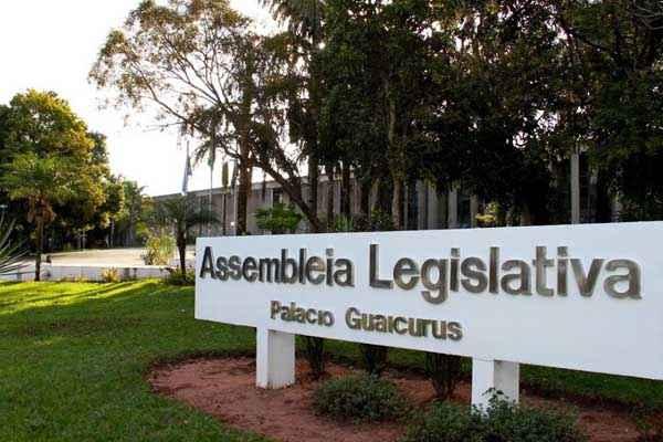 Assembleia Legislativa MS/Reprodução