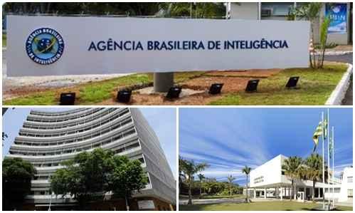 Reprodução/Abin, Tânia Rêgo/Agência Brasil e Reprodução/MPGO