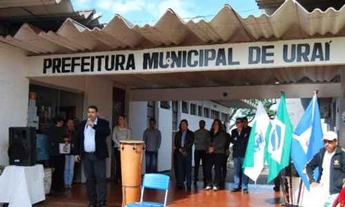 Reprodução/Prefeitura do Município de Uraí