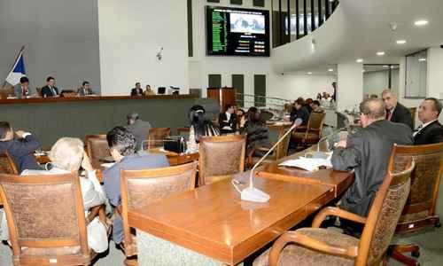 Reprodução/Assembleia Legislativa do Tocantins