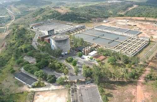 Vista aérea da Eta Principal Candeias/ Divulgação
