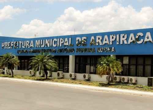 Prefeitura de Arapiraca/ Divulgação