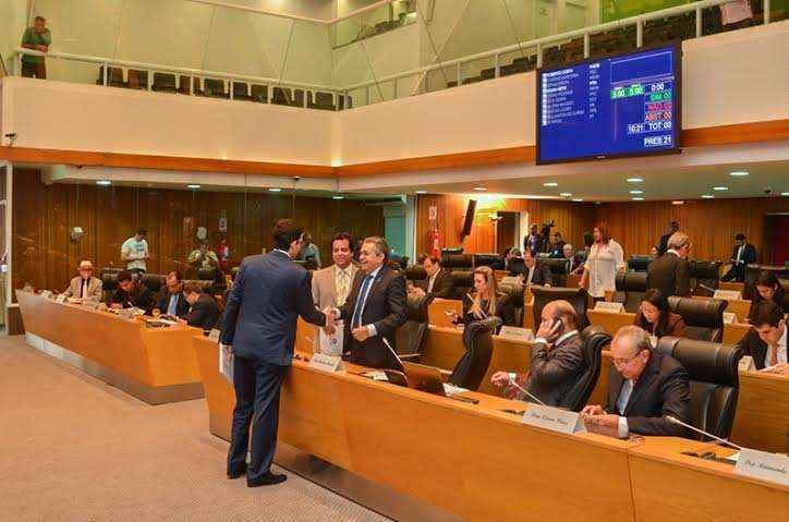 Assembleia Legislativa do Marnhão/Divulgação
