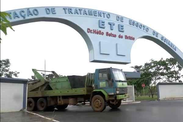 Divulgação/Saneago