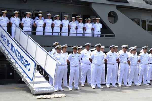 Marinha/Divulgação