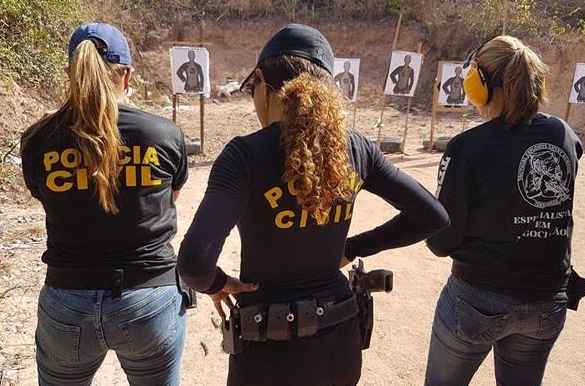 Facebook/Polícia Civil de Roraima