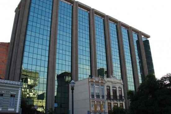 Sede do TRT da 1ª Região