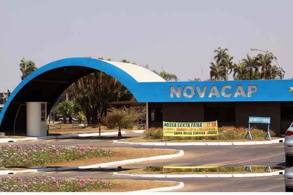 Sede da Novacap