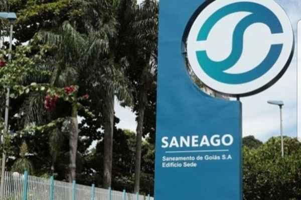 Saneago/Divulgação