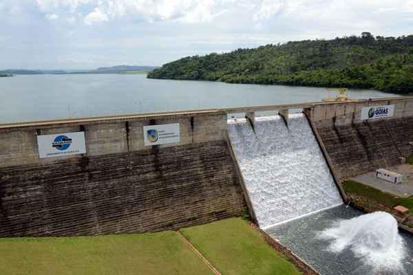 Barragem Dr. Henrique Santilho