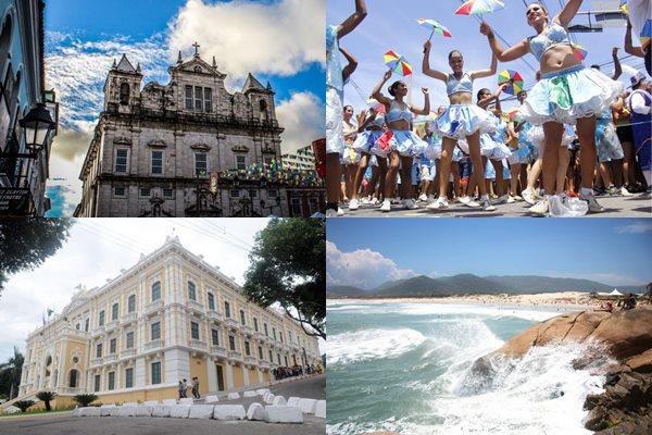 Ricardo Fernandes/DP - Reprodução/Internet - Dircinha/CB/D.A Press - Paulo de Araújo/CB/D.A Press