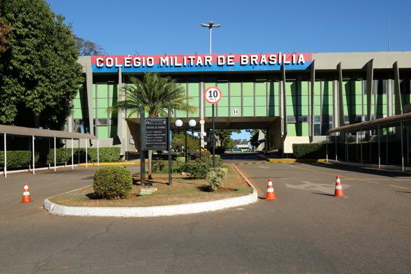 Colégio Militar de Brasília/Divulgação
