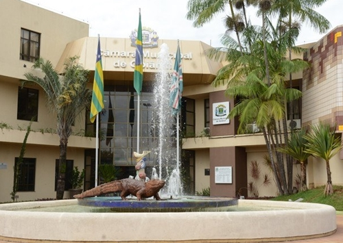 Câmara Municipal de Goiânia/Divulgação