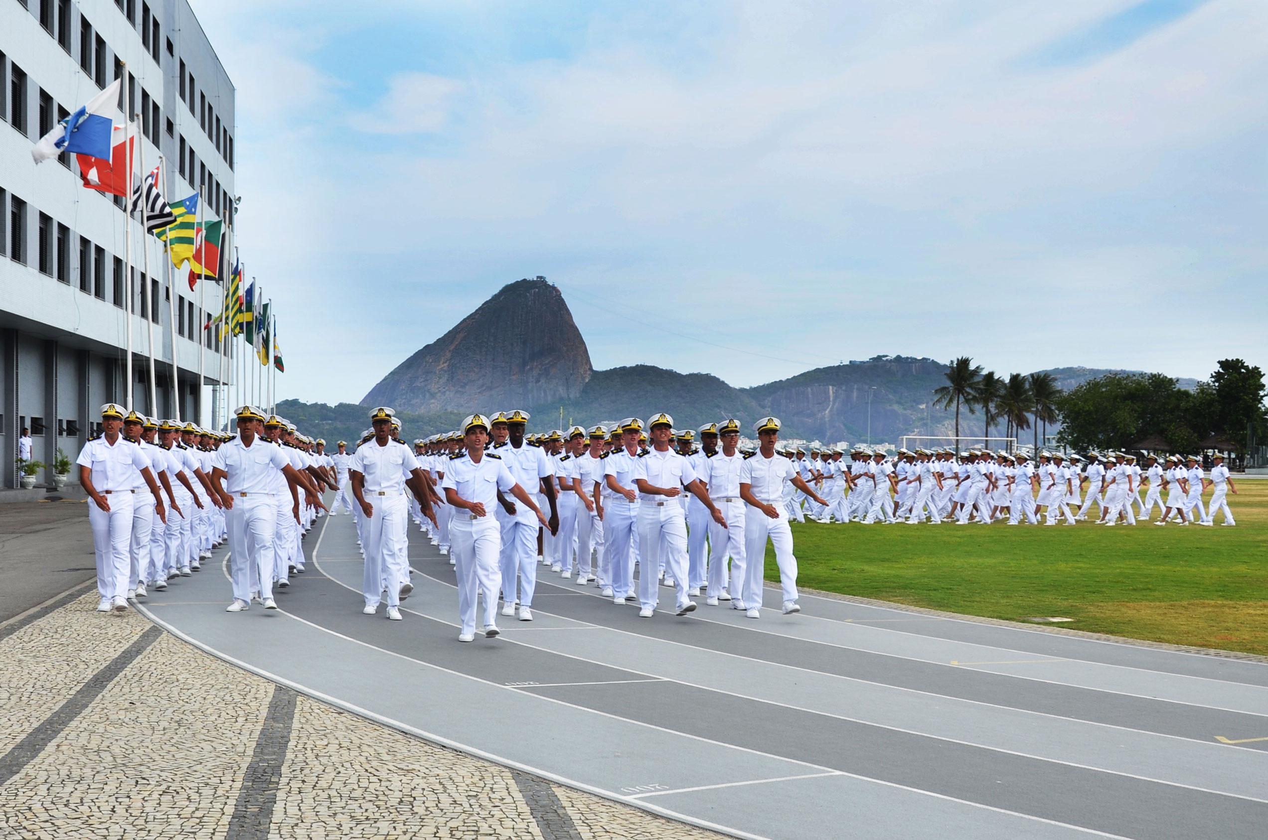 Divulgação Marinha do Brasil