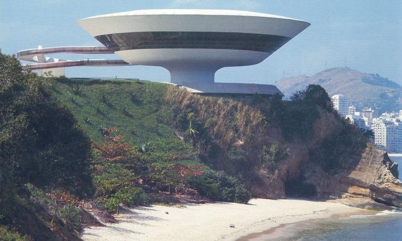 Jean Petit/Fidia Edizioni d'arte Lugano/Oscar Niemeyer/Reprodução