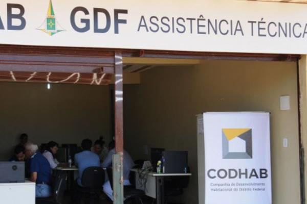 Divulgação/Codhab/DF