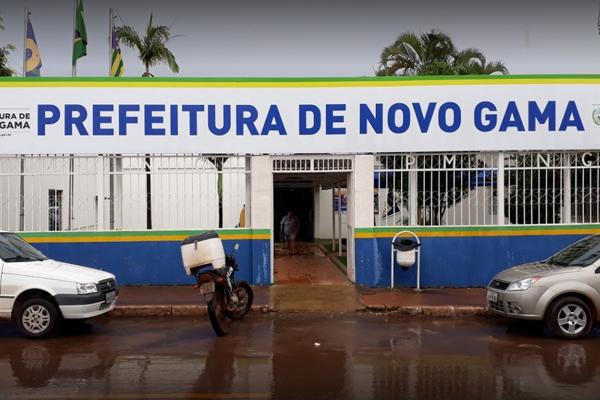 Divulgação/Prefeitura Novo Gama/GO