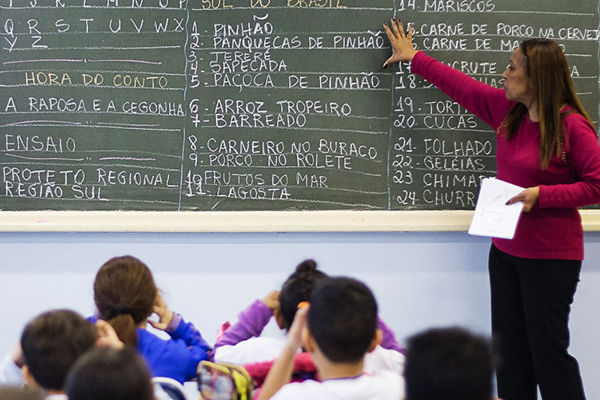Divulgação/Secretaria de Educação de São Paulo