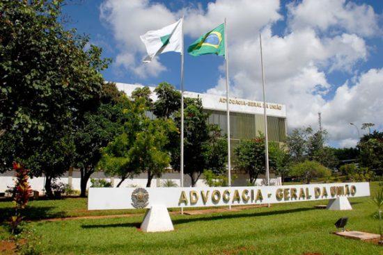 Reprodução/Internet. Advocacia Geral da União - AGU.