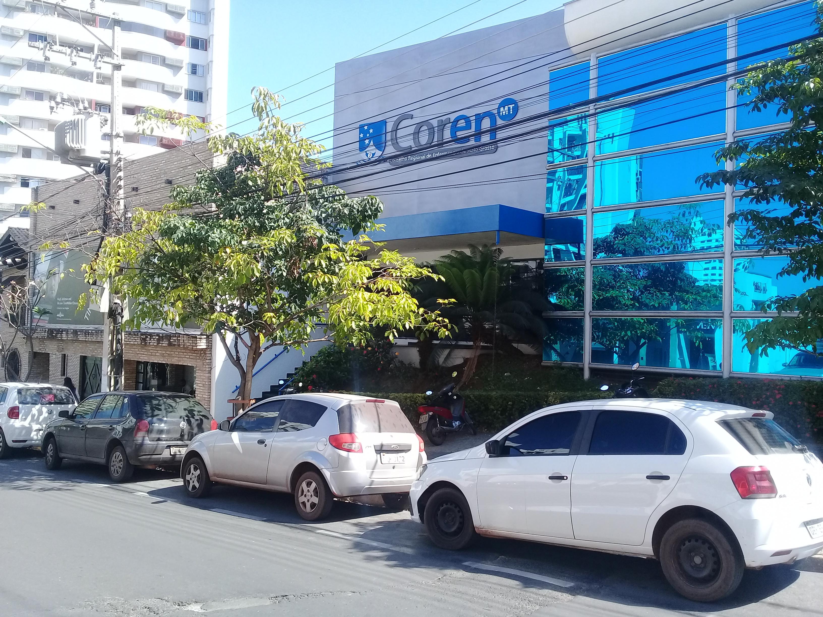 Site Oficial Coren MT/Divulgação