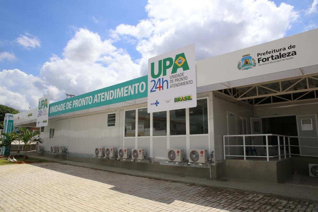Site Prefeitura de Fortaleza/Queiroz Netto