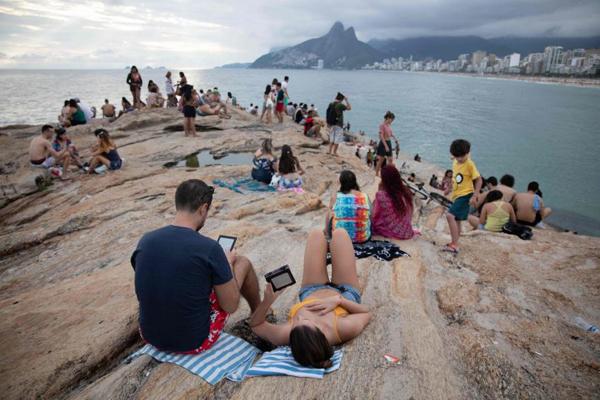 AFP / Fernando Souza