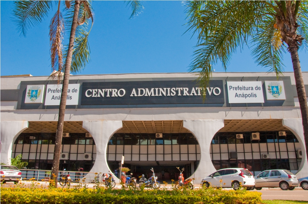 Divulgação/Prefeitura de Anápolis