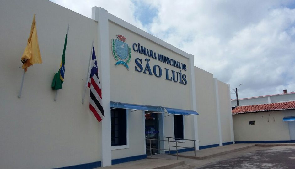 Divulgação/Facebook Câmara Municipal de São Luis