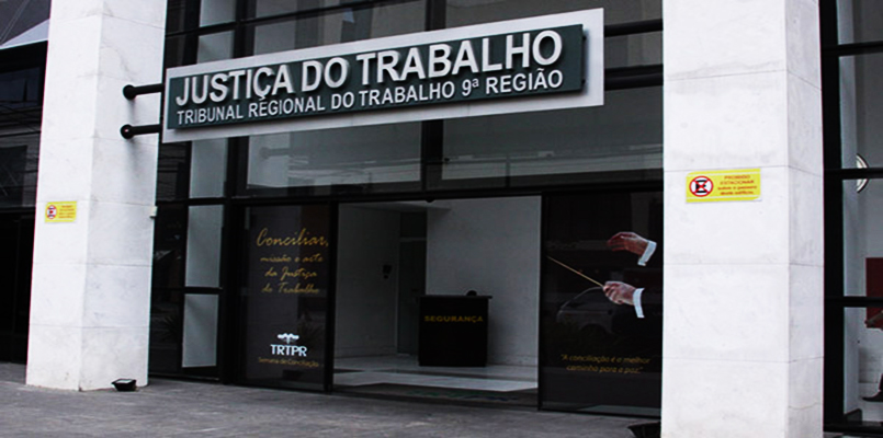 Divulgação/TRT PR