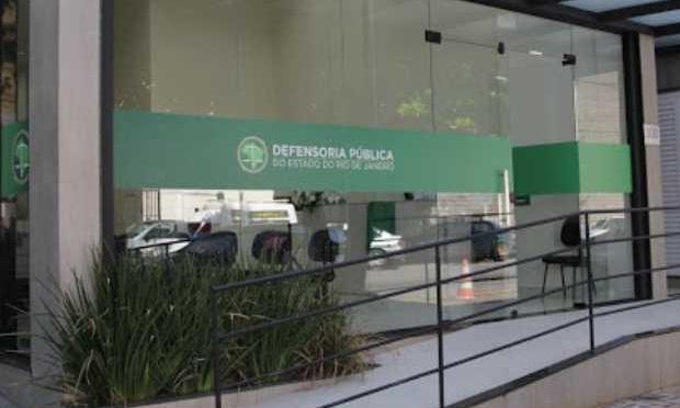 Divulgação/DPE RJ