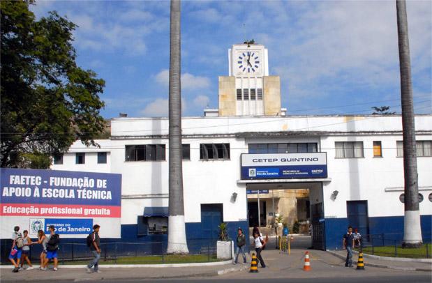 Divulgação/Faetec
