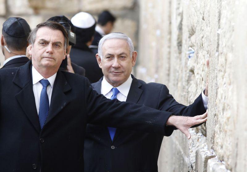 AFP / POOL / Menahem KAHANA