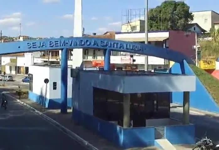 Divulgação/Prefeitura de Santa Luzia MG