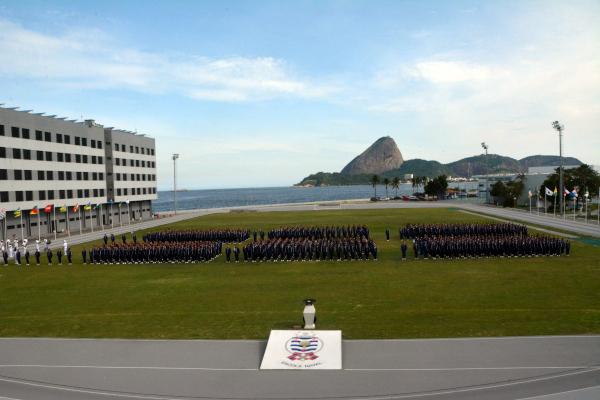Divulgação/Escola Naval/Marinha