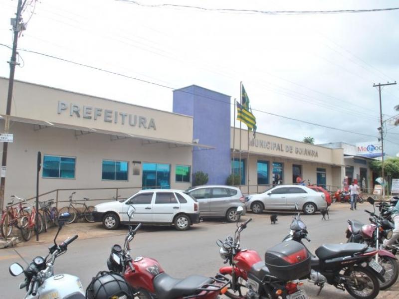 Divulgação/Prefeitura de Goianira