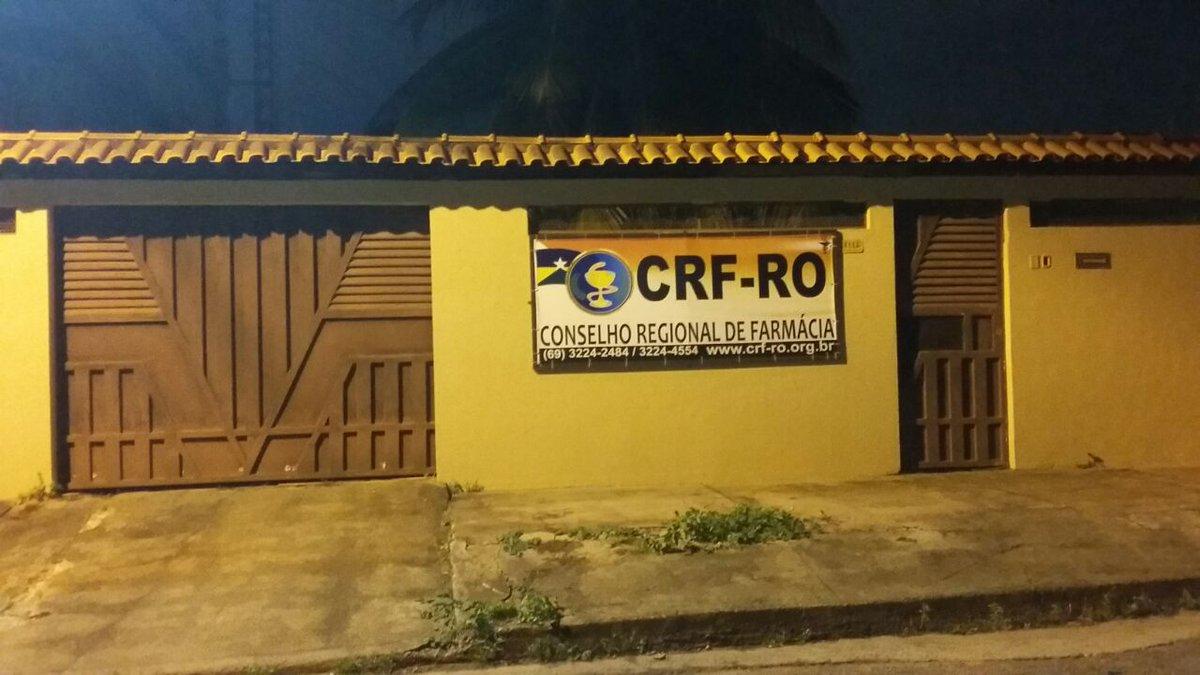 Divulgação/Twitter CRF/RO