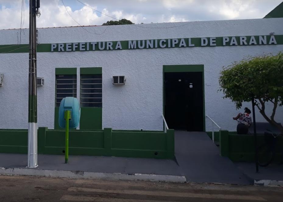 Divulgação/Prefeitura de Paranã