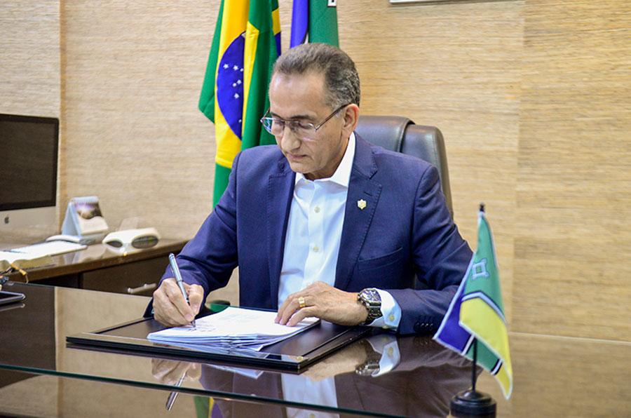 Márcio Pinheiro/Governo do Amapá