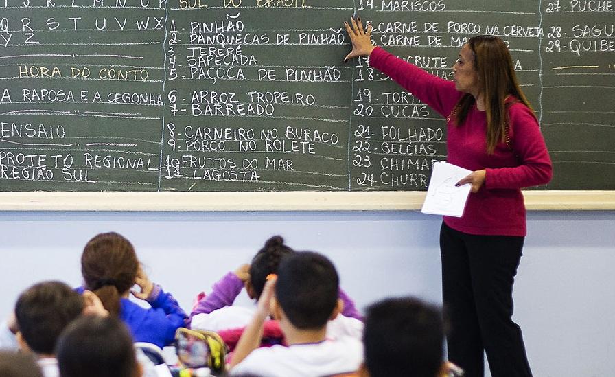 Divulgação/Secretaria de Educação/SP