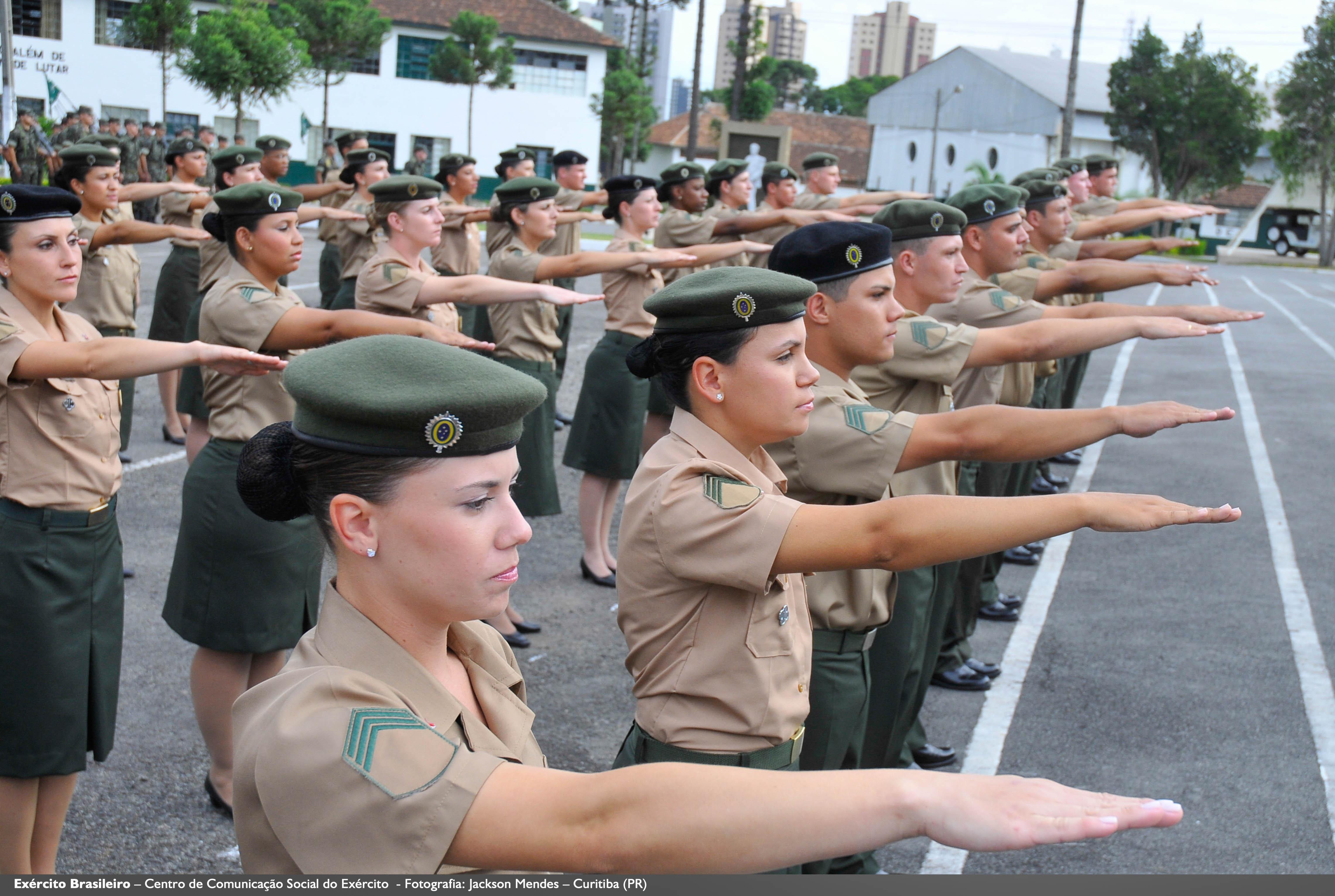 Jackson Mendes/Exército Brasileiro