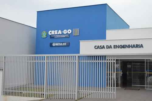 Divulgação/CREA/GO