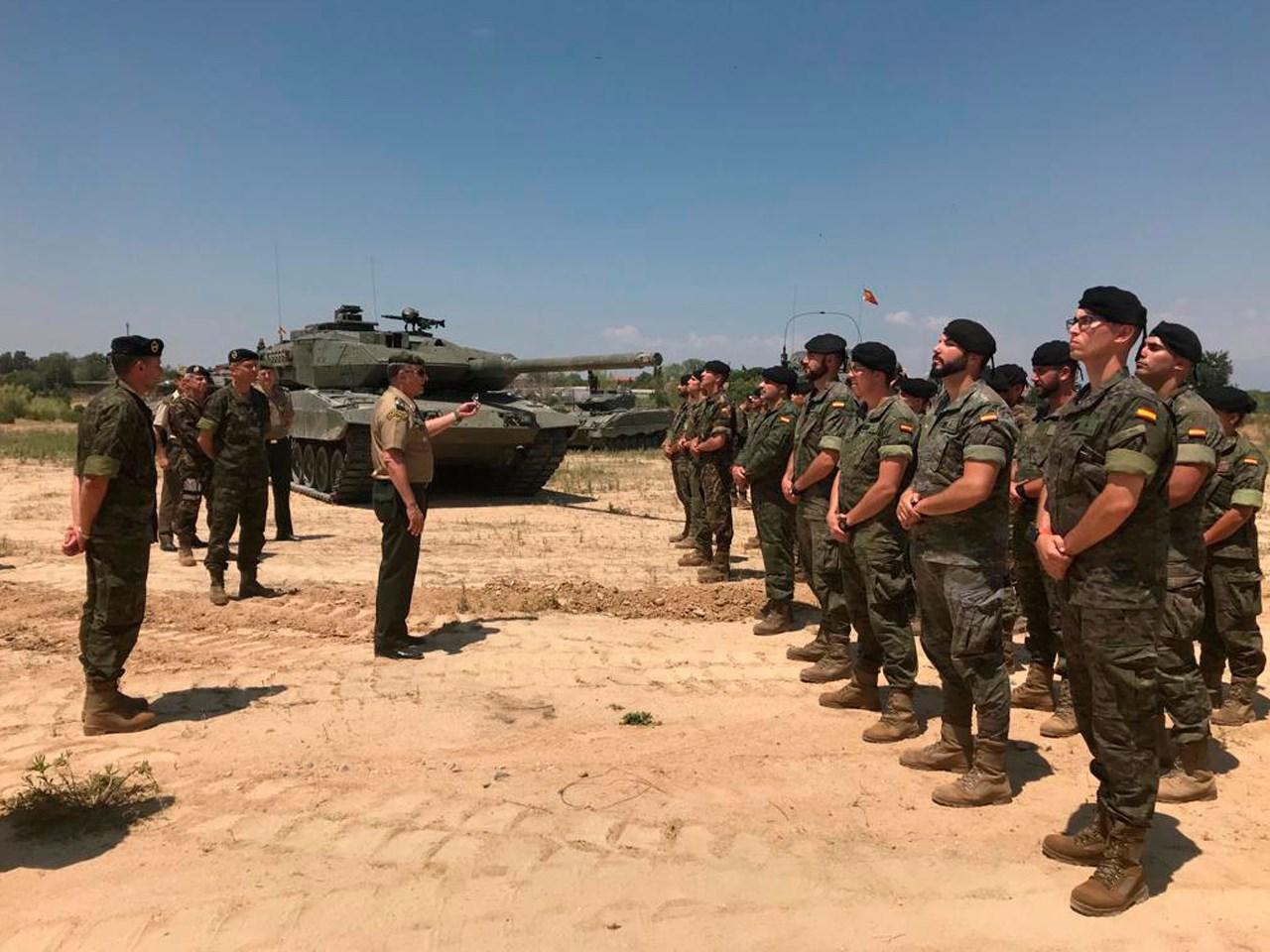 Divulgação/Facebook Exército Brasileiro