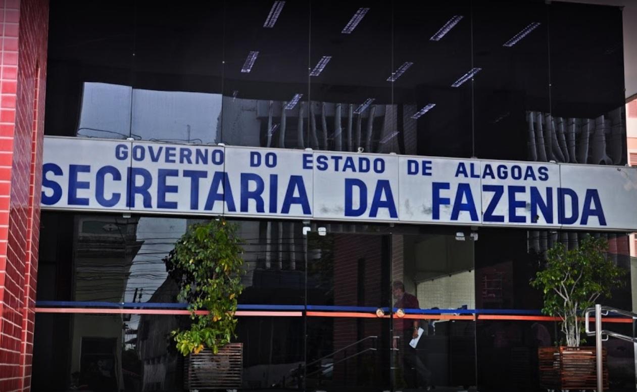 Divulgação/Sefaz/AL