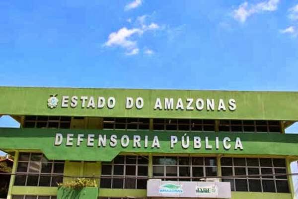 Divulgação/Facebook DPE/AM